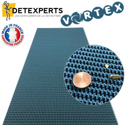 Tapis d'orpaillage vortex