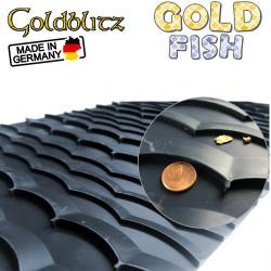 Tapis d'orpaillage en ecail Goldfish