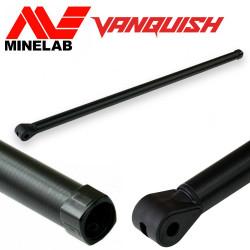 Bas de canne pour detecteur Vanquish Minelab