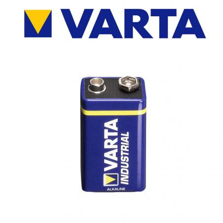 Pile 9V pour détecteurs de metaux