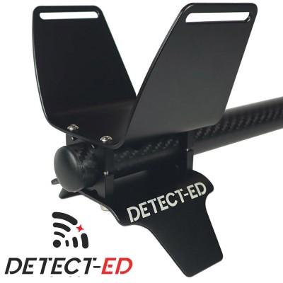 repose bras detected pour detecteurs de metaux