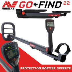 Promotion détecteur minelab GOFIND 22