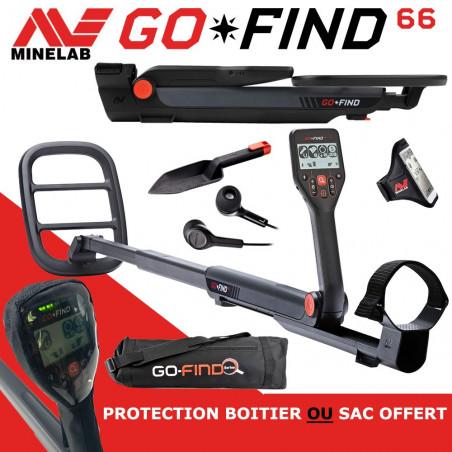 promotion détecteur de métaux Minelab Gofind 66