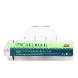 Excalibur comparment + battery
