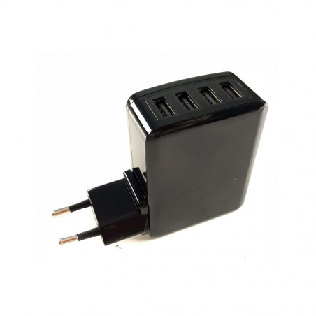 4 port USB international charger for Equinox