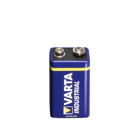 Pile 9V pour détecteurs