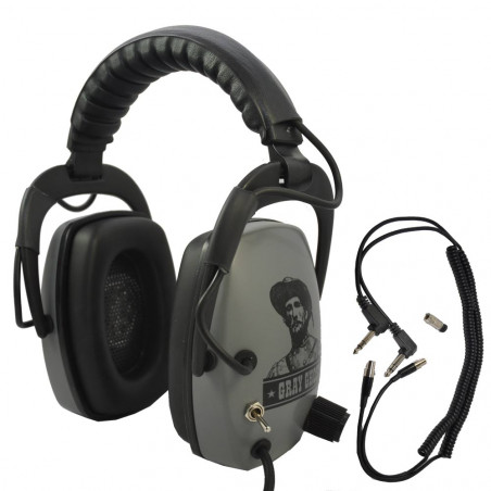 Casque GRAYGHOST NDT