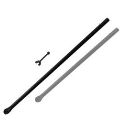 Extended lower stem for Teknetics