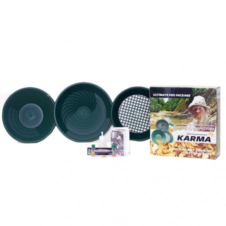 Kit d'orpaillage KARMA Hurricane Pan