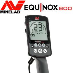 Détecteur de métaux multifrequence MINELAB EQUINOX 600