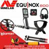 Détecteur Minelab Equinox 800 en pack  promotion