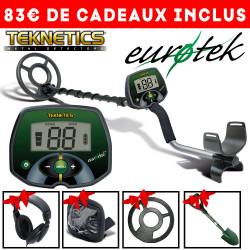 Teknetics Eurotek PACK promotion