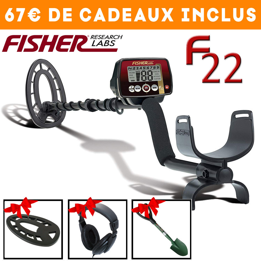 Fisher F22 en promotion