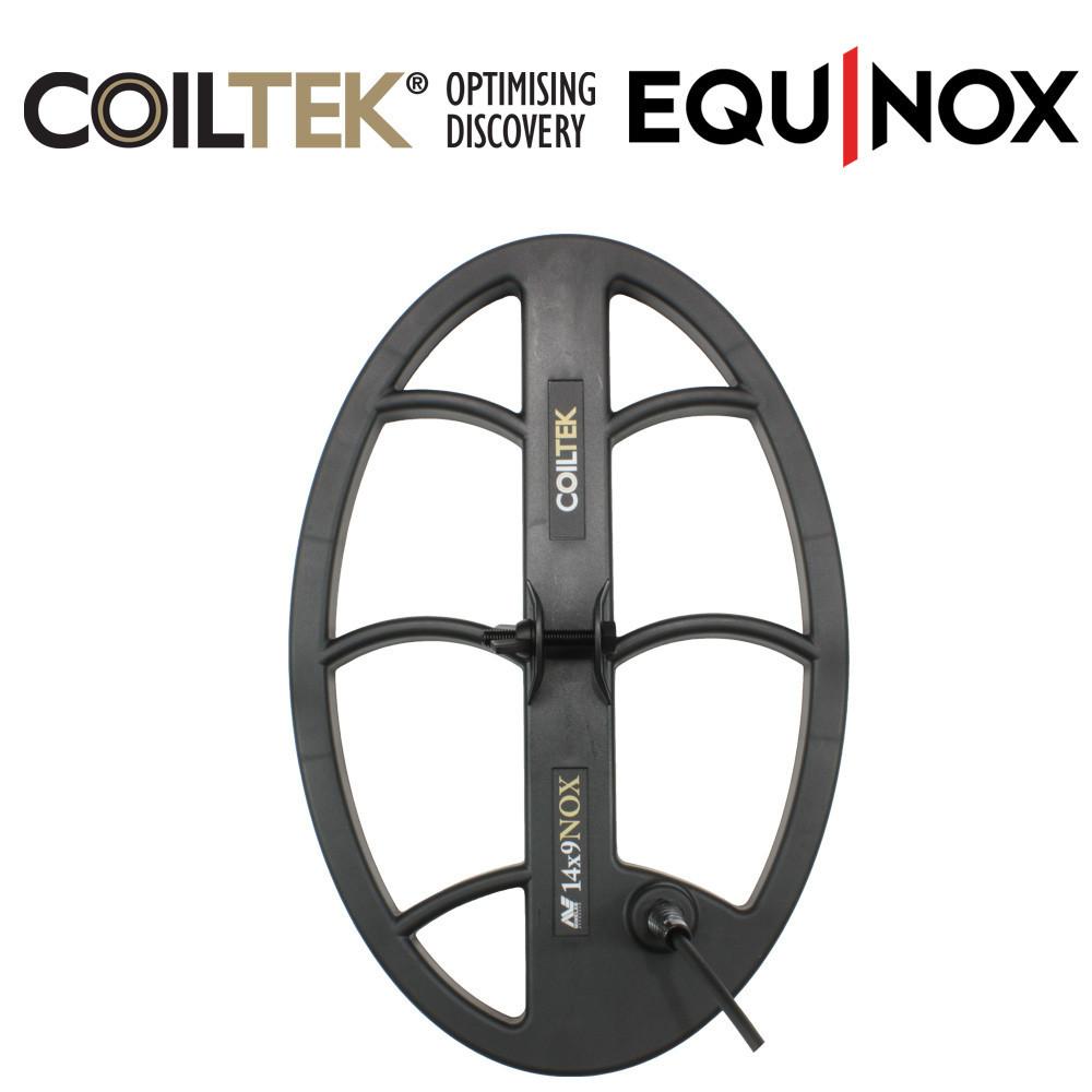 Disque 36cm elliptique Coiltek pour Equinox