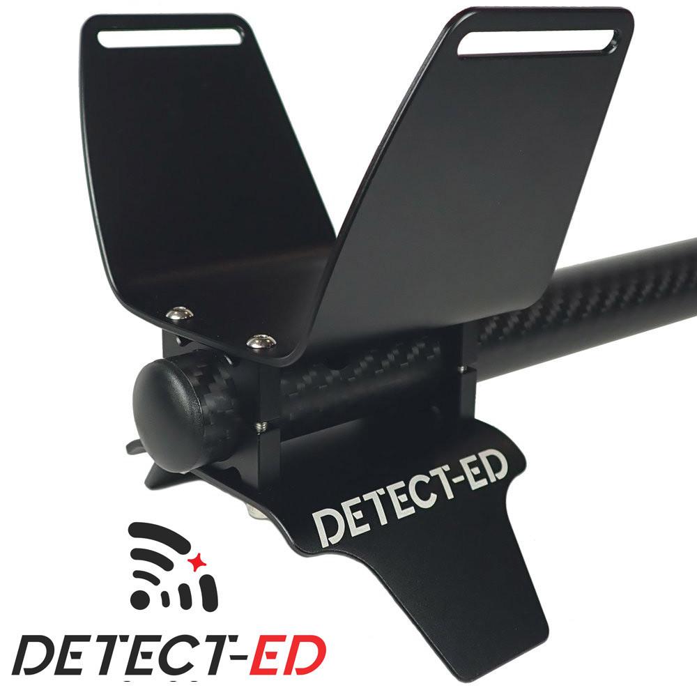 repose bras pour detecteur