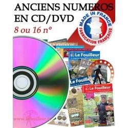 Anciens numéros du Fouilleur (8 ou 16 n°)