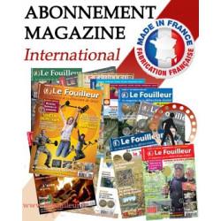 Abonnement France (6 ou 12 numéros)
