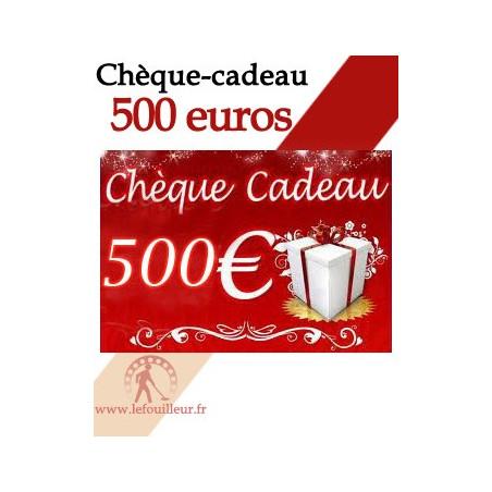 Chèque cadeau de 200 euros
