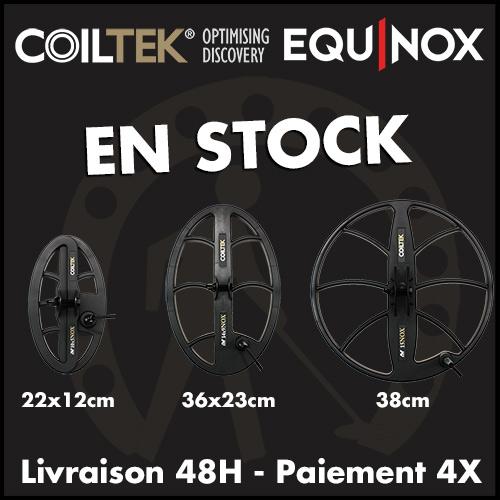 disques coiltek equinox