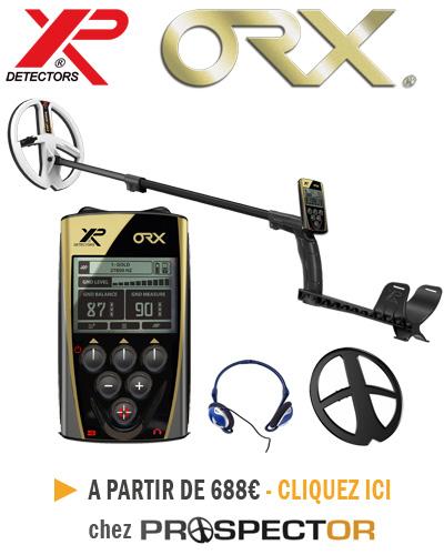 promotion detecteur xp orx