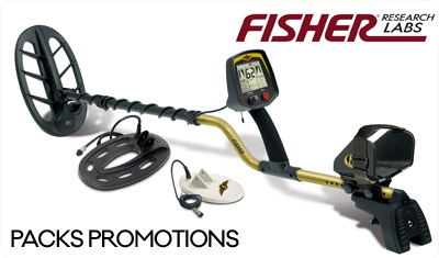 Promotions et packs Fisher