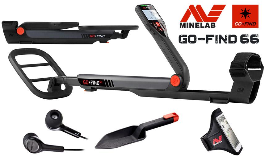 Minelab GOFIND 66 en promotion