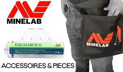 Pièces détachées Minelab