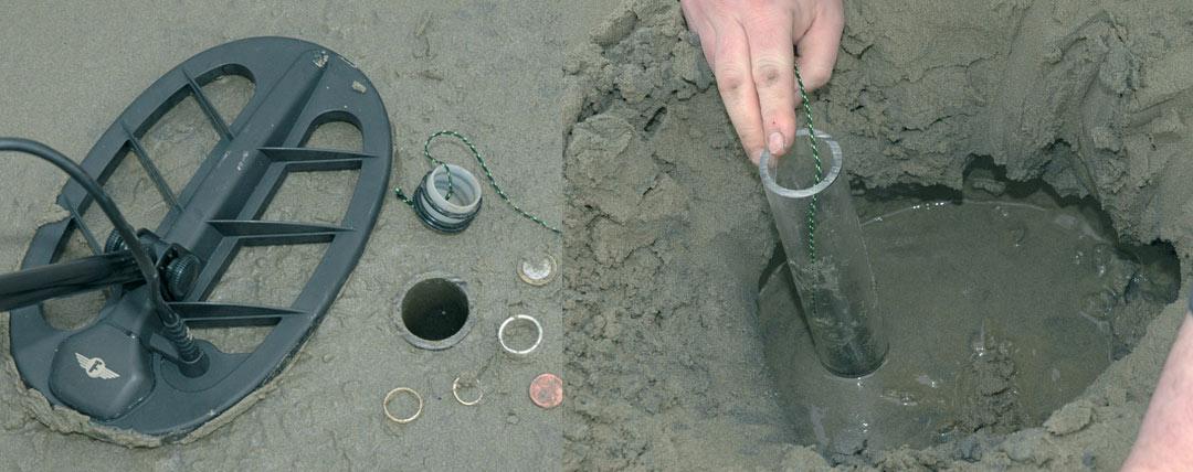 Notre protocole de test pour les détecteurs de plage