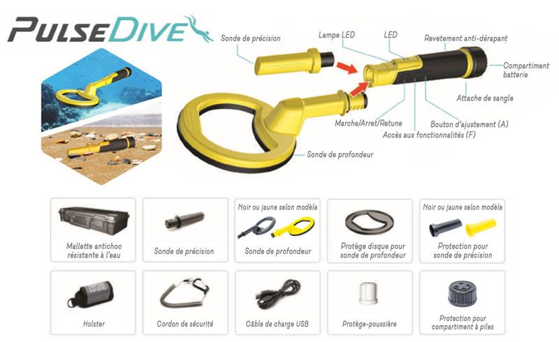 Description du Pulse Dive