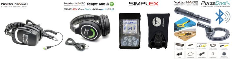 Acheter des accessoires pour détecteur Simplex