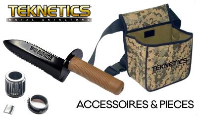 Accessoires et pièces détachées Teknetics