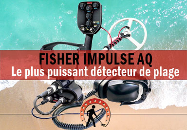 Fisher IMPULSE AQ: le nouveau roi de la plage ?